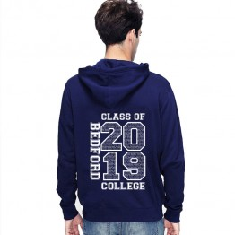 New Leavers Hoodie Retro College style Hoodie with names inside