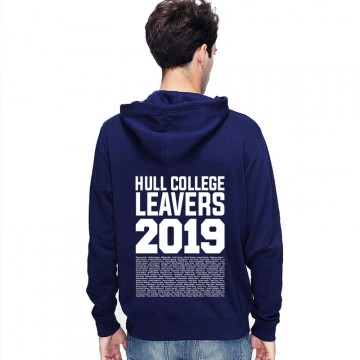 New Leavers Hoodie The big bold list of leavers names printed