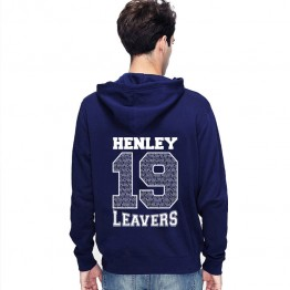New Leavers Hoodie Name and Leavers below number design