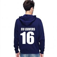 EU Leavers Hoodie 2016 Brexit vote Hoodie