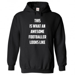 Funny Personalised This Is What An Awesome Your Custom Profession Or Hobby Looks Like Custom Text Hoodie