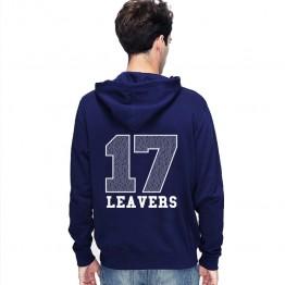Leavers Hoodie classic 17 design Stars & Stripes Hoodie
