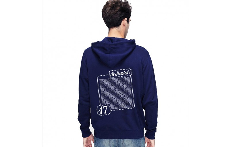 Different Methods Used For Printing on Leaver Hoodies