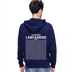 New Leavers Hoodie Elegant 20 list with names printed