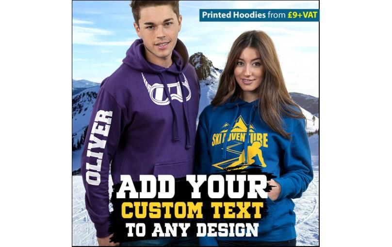 Why Choose Personalised Hoodies For Your Custom Designed Hoodies