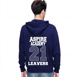 New Leavers Hoodie Academy style Hoodie with names inside number