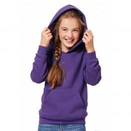 Blank Pullover Kids hooded sweatshirt SNS 300 GSM Hoodie