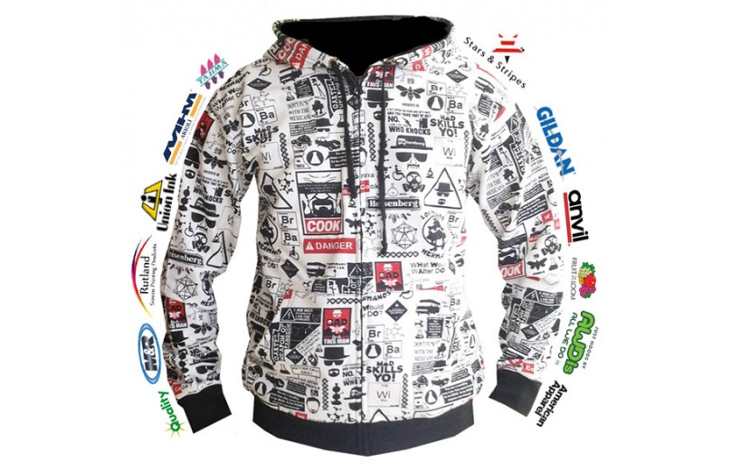 Now Design Your Own Fashion by Customizing Hoodies