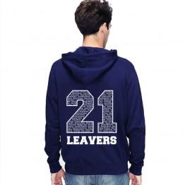 Leavers Hoodie classic 21 design Stars & Stripes Hoodie