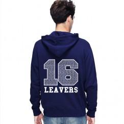 Leavers Hoodie classic 16 design Stars & Stripes Hoodie