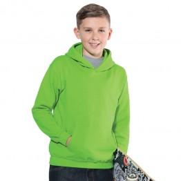 Blank Contrast Kids electric hoodie Blank AWD 280 GSM Hoodie