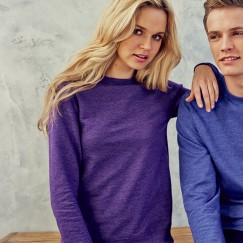 Blank Pullover Girlie heather sweatshirt Blank AWD 320 GSM Hoodie