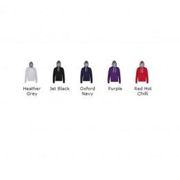 Blank Pullover Chunky hoodie Blank AWD 400 GSM Hoodie